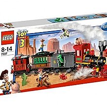 LEGO Toy Story Western Train Chase (7597) 10269 21319 21318 10268 42083 42100