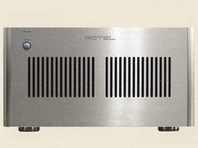 ROTEL RB-1592 S/B 後級擴大機 Stereo POWER-AMPLIFIER 380W*2