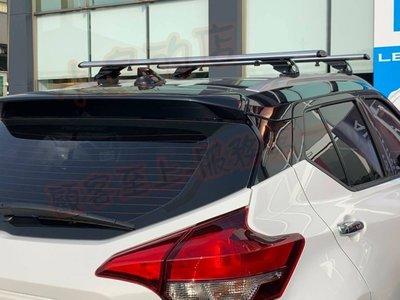 (小鳥的店)日產 2018-2021 KICKS D-WELL 大維 橫桿 車頂架 行李架 附認證 台製 原廠預留孔
