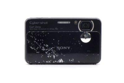 【台中青蘋果競標】Sony Cyber-shot DSC-T110 數位相機 料件機出售 #32139