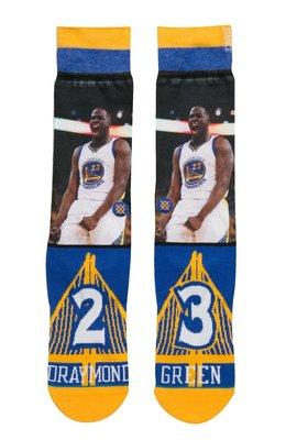 Stance Draymond Green 格林 追夢綠 中筒襪 襪子 NBA指定 金州勇士 CURRY 防守悍將