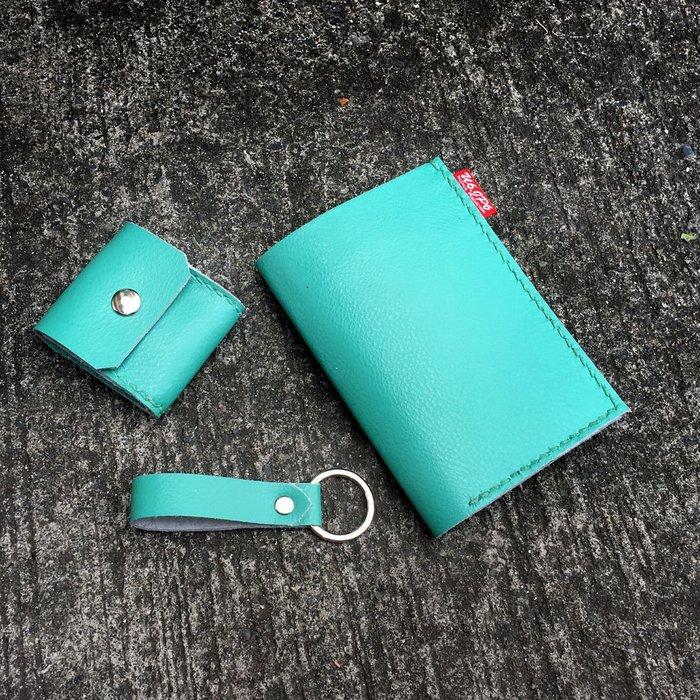 【U6.JP6 手工皮件】手作護照皮套/ 護照夾/ 一套 (男女適用)