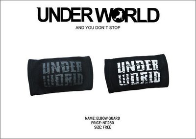 UnderWorld Elbow Pad Vol.4