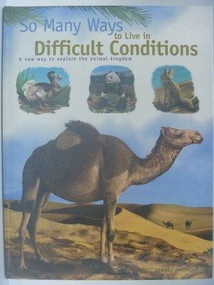 【月界二手書】So Many Ways to Live in Difficult Conditions〖少年童書〗AHZ