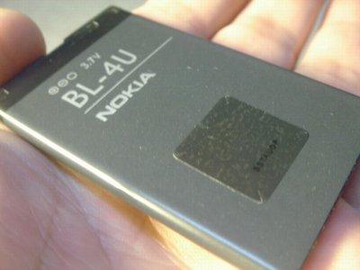 NOKIA BL4U BL-4U 原廠電池 C5-03 E66 E75 3120C 300 305 桃園《蝦米小鋪》