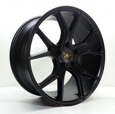 全新鋁圈 wheel EP59783 15吋鋁圈 4孔100 4孔114.3 5孔114.3 平光黑