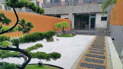 ╭☆雨過天青☆╮庭園景觀石材、估山水 三寶石 菠蘿面石板 黑石英 黏石片 抿石子 專業團隊