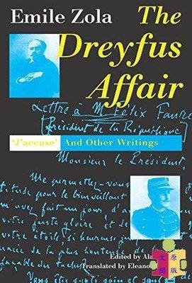 """[文閲原版]左拉:德雷福斯案件 英文原版 The Dreyfus Affair: """"J`Accuse"""" and Other Writings"""