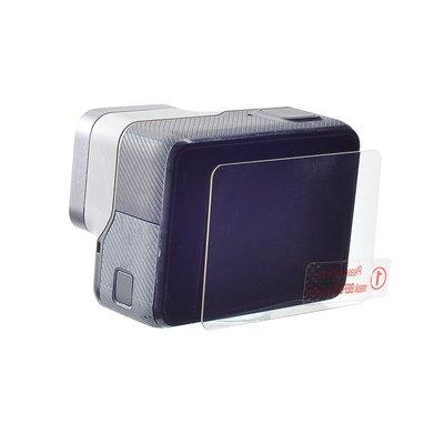 Gopro  翔好 gopro hero 7 6 5 螢幕保護貼 鏡頭保護貼 雙片抗刮