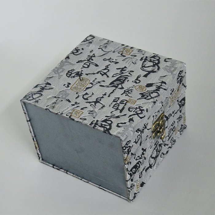 200超發貨-快樂的小天使--熱銷紫砂茶壺包裝品茗杯陶瓷玉器建盞收藏古玩工藝品錦盒批量定制