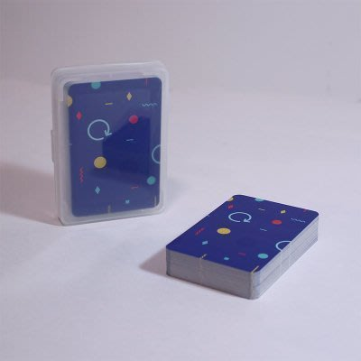 Agile/Scrum Planning Poker Cards 規劃撲克牌(藍紫色)