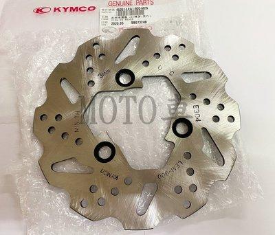 《MOTO車》原廠 VJR MANY 特仕版 浪花 碟盤 圓盤 碟剎盤 剎車盤