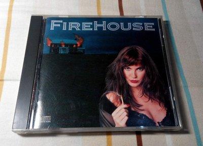 NO334 二手CD 火屋合唱團 FireHouse 1990年發行 199元起標 板南線可面交