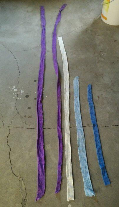 【小楊電腦】 全新超細纖維布條,零碼布碎布剩布拼布DIY布料,改每公斤50元