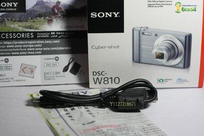 SONY USB 充電 傳輸線 W810 A6000Y SLT-A99V ILCA-77M2 A77M2 A5100L