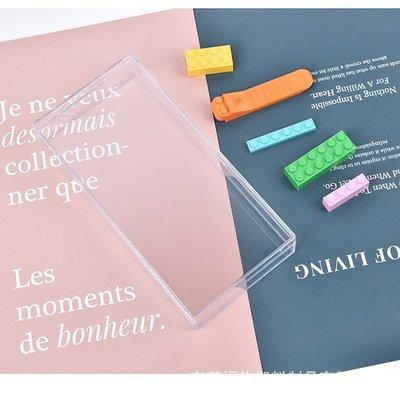 小滿~新款透明ps天地蓋塑料盒175x85x30燕窩人參包裝首飾禮品展示盒#規格不同 價格不同#