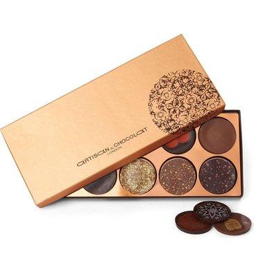 英國 ARTISAN DU CHOCOLAT Assorted Os collection box 130g綜合禮盒預購