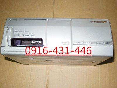 日本製 ALPINE CHA-1214 12片換片箱