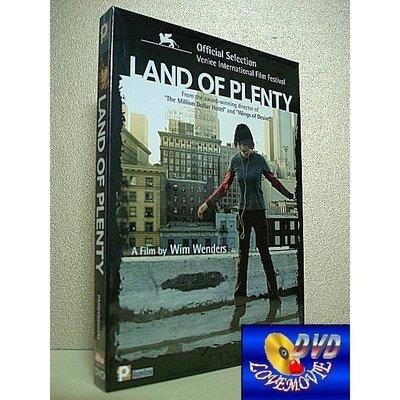 三區正版【豐饒之地(迷失天使城)Land of Plenty(2004)】DTS/DVD全新未拆