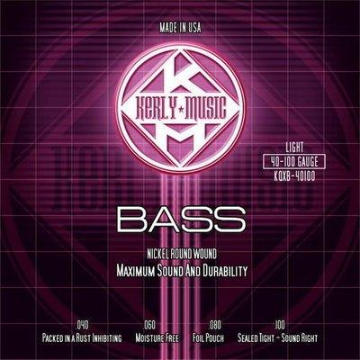 ☆ 唐尼樂器︵☆ Kerly Strings 冰火弦 KQXB-40100 (40-100) 美製 Bass 電貝斯弦(4弦/四弦用)