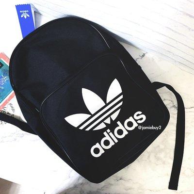 Adidas Original  愛迪達  現貨黑 DW5185 Classic Trefoil 後背包 雙肩包 大學包 新北市