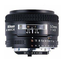 【eWhat億華】Nikon Ai AF 50mm F1.4 D 超優光圈人像鏡  平輸 D7500 D750【2】