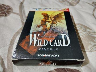 Wonderswan WSC 狂野卡片WILD CARD (編號52)