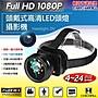 【CHICHIAU】Full HD 1080P 工程級頭戴式高...