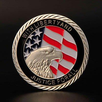 高雄古玩收藏-美國911雙子塔世貿中心紀念幣鍍銀幣鷹洋硬幣紀念章軍事收藏禮品