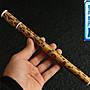 【點點居】手工雕刻一物一拍滬上海派鑲嵌精工梅鹿竹老料長香筒香道香線收納桶竹器竹製品DD011763