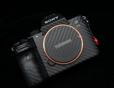 【高雄四海】機身鐵人膠帶 SONY A7 A7R A7S 一代 碳纖維/牛皮 DIY.似LIFE GUARD