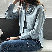 襯衫 襯衣女士秋冬新款大碼寬鬆網紅打底襯衫設計感小眾長袖上衣秋 欣雅居(免運 可開發票)