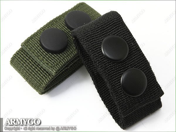 【ARMYGO】勤務扣帶(大款)
