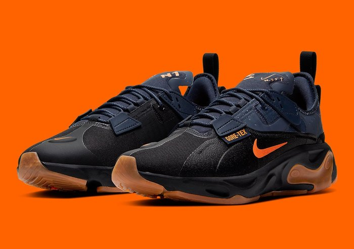 【紐約范特西】預購 Nike React Type GTX Black Bright Ceramic BQ4737-00