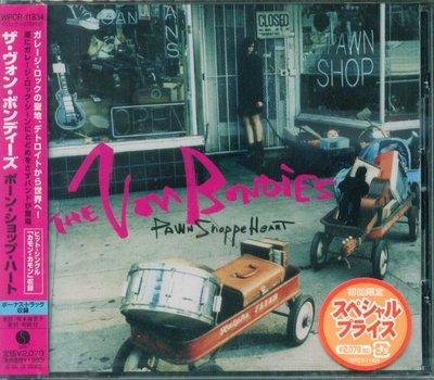 K - The Von Bondies - Pawn Shoppe Heart - 日版 +1BONUS - NEW