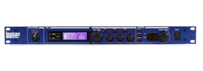 【昌明視聽】LEXICON MX300 專業級 立體聲 音效效果處理器