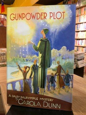 店T《好書321》英文小說Gunpowder+Sheer Folly Plot A Daisy Dalrymple My