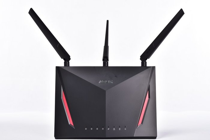 ASUS 華碩 RT-ac86u 無線路由器 wifi分享器 RT-AC68u RT-AC88u AIMESH