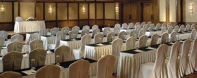 居家家飾設計 會議桌巾系列 全罩式百摺桌罩-四面圍-桌罩不易滑動/立體式剪裁車縫-需量身訂製-長*寬*高
