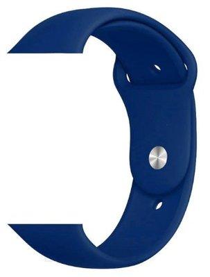 新款Apple Watch蘋果矽膠錶帶運動錶帶 3/ 4/ 5 42mm 44mm Sport Silicon 新北市