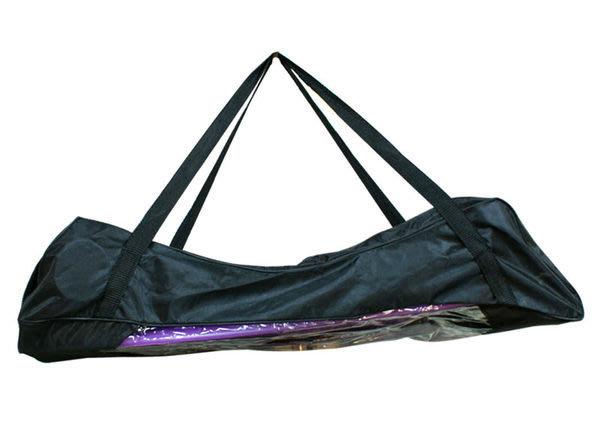 【Treewalker露遊】170030夜光交通板提袋 小型滑板等黑色+透明PVC袋 售價$150 /出清價$50/個