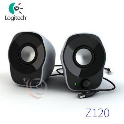 「Sorry」Logitech 羅技 Z120 立體聲音箱 喇叭