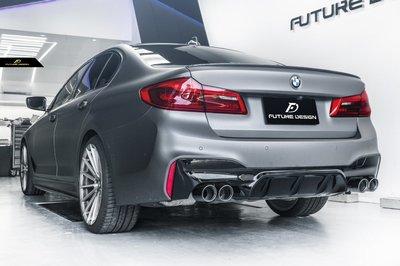 【政銓企業有限公司】BMW G30 MTECH 升級 F90 M5 OEM 四出  後下巴 原廠PP材質 烤漆工資另計