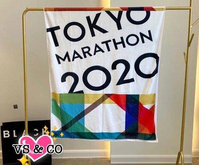 ❤️VS & CO❤️日本代購 現貨在台 東京奧運馬拉松 東奧限量周邊商品超吸水運動大浴巾 運動大毛巾 楊勇緯