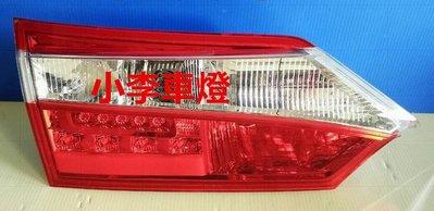 ~李A車燈~全新品 外銷精品件 豐田 ALTIS 14 15 2014 2015 11代 原廠型尾燈 一顆1200元 台