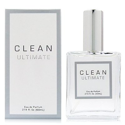 【美妝行】Clean Ultimate 極致純淨女性淡香精 60ml
