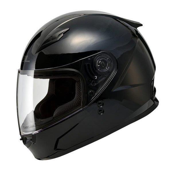 SOL安全帽,SF2M,素色/黑