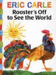*小貝比的家*ROOSTER'S OFF TO SEE THE WORLD /硬頁書/3-8歲