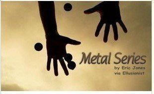 【意凡魔術小舖】Metal 2 by Eric Jones (硬幣魔術)