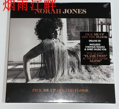 CD/唱片/磁帶  豪華版 諾拉瓊斯 Norah Jones Pick Me Up Off The Floor CD868
